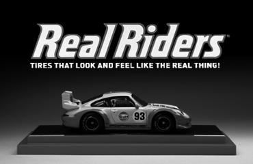 Hot Wheels Real Riders